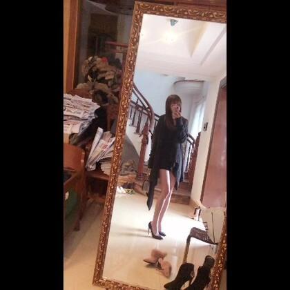 ☺️原諒我難得穿高跟想拍下#美美的高根鞋#