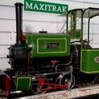 迷你蒸汽机车制造过程,好想有个大花园,没事坐这个小火车逛花园#手工#