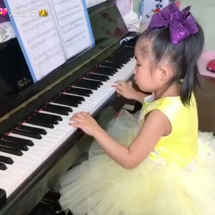77弹奏《致爱丽丝》成人版,左手和旋音+踏板 是不是听起来更悦耳呢~😋#音乐##宝宝##钢琴#@美拍小助手