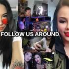 Follow Me Around 与好友@Jiaruqian86 小聚 聊天/直播/可爱咪咪/下午茶/运动酒吧☀完整版视频在B站/微博 同名Stacyu