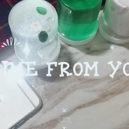 这是来自@yoloslime_🕸🐊 的slime、希望喜欢呐🤩喜欢什么风格可以在视频下告诉我🖖