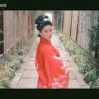 【大源jones】#汉服# 明制袄裙 发型妆面感谢一下卷哥和岚姐 (∩_∩) 第一次街拍有点小紧张\(≧▽≦)/