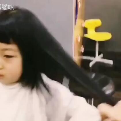 #宝宝理发记#猫咪每次剪头发都超级开心 😂