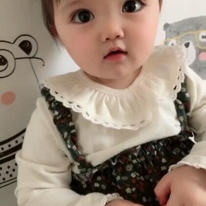#宝宝##精选#看我变变变,😂变魔术
