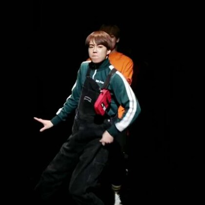 #SF9 - MAMMA MIA# 接力舞蹈#舞蹈##敏雅韩舞专攻班#公众号MinyaCola