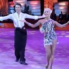 Khrystyna像你发🍉动感信号,请接收!😍#舞蹈##拉丁舞##桑巴#