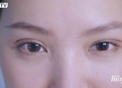2018春季开运桃花妆,眼线不化反而更显眼睛大,太心机了!#魔力时尚##化妆##彩妆#