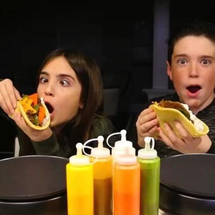 #热门#我们又来做煎饼啦,你们还想看我们做什么呢?#搞笑#
