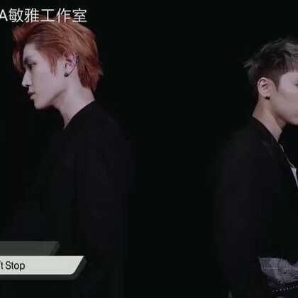 #NCT U - Baby Don't Stop# 帅气吧,就是让女生过节也激动😂😂#舞蹈##敏雅韩舞专攻班#公众号MinyaCola