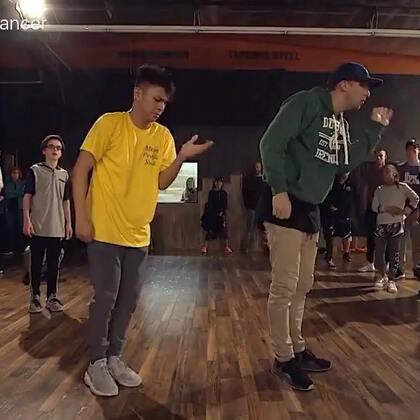 #音乐# ICON - Jaden Smith Dance #舞蹈# Matt Steffanina ft Kenneth