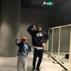 在舞邦和AMY练舞很COOL@Sinostage舞邦-Amy #jowvincent#