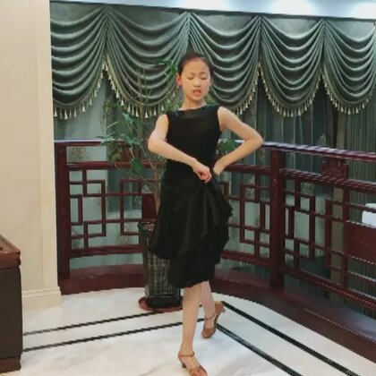 @💃应苏梦💃 #练习#舞蹈#拉丁舞#桑巴#场地有限,感觉没出来@苏梦Aana