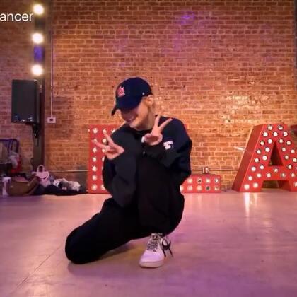 #音乐# Chris Brown - Rock Your Body #舞蹈# Choreography by Delaney Glaze