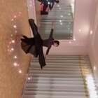 #舞蹈#才到的新裙子!超级喜欢!哈哈哈旋转跳跃我闭着眼~啦啦啦!