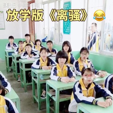 【树嵩老师美拍】窗外啥眼神?😂#音乐##精选##校...