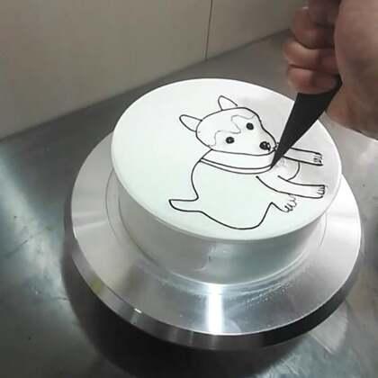 #美食##蛋糕##甜品#😁看封面像什么动物