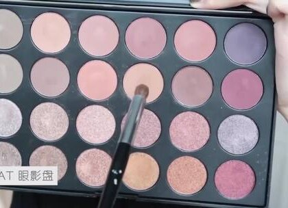 现在最火的一款眼影的颜色!#美妆##美妆时尚##眼妆#