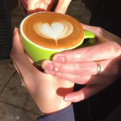 💗教程,喜欢这个小姐姐的扣个1,让我看看有多少#咖啡拉花#