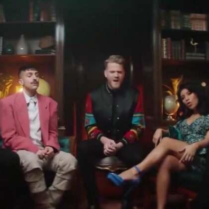 美国超人气阿卡贝拉人声乐团Pentatonix,翻唱Camila Cabello热单《Havana》。完全不一样的声觉体验!#翻唱##音乐#