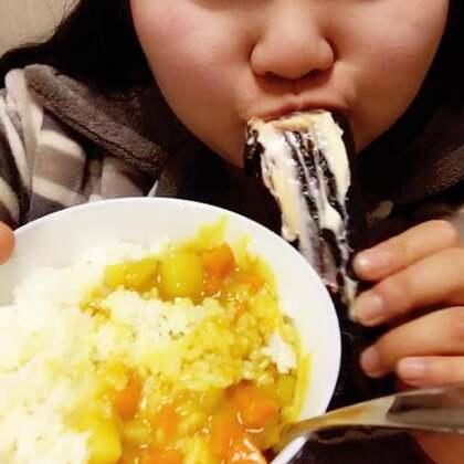 #吃秀# 寿司太难嚼了😄