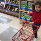 shopping 🛒 🤣❤️#宝宝#