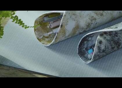 【卷饼笔袋】开学最爱换文具了,这个卷饼笔袋超级适合吃货小可爱!