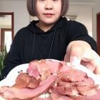 #吃秀##日志#酱牛肉➕西兰花➕西红柿炒鸡蛋➕糙米饭,好吃😋😋😋