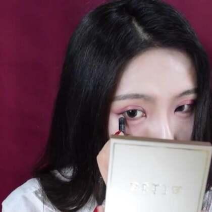 元气满满的韩式卧蚕眼!#美妆##美妆时尚##眼妆#
