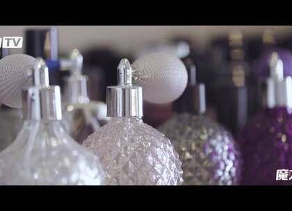 北京一家香水调制馆,收藏了10000人的爱情故事,简直太浪漫了!#魔力记录##DIY##香水#