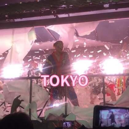 东京极限震撼show#演出##舞蹈#
