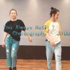 #舞蹈##我要上热门#和小年糕@年糕阿啊 跳的超级开心❤️!喜欢😘的风格~