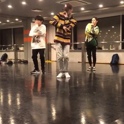今日份的pick组存档,2016VIBE冠军团🏆Ganmi的shun's class#舞蹈##ganmi舞团##en dance studio##shun#