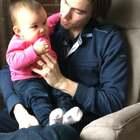 #宝宝##精选##荷兰混血小小志&柒#一家子来太爷爷奶奶家