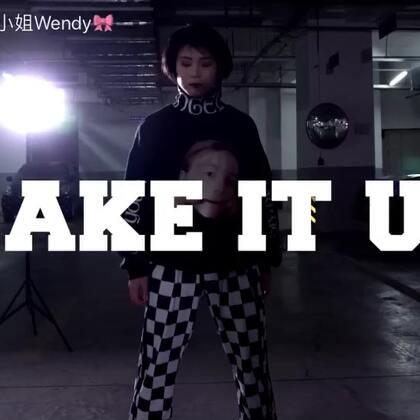 #rake it up##urban舞蹈# 和我皇上年度联合编舞 喜欢💕@文静_Theone