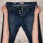 创意生活DIY手工制作 旧牛仔裤改造成手挎包 #创意生活##DIY手工##旧牛仔裤改造#
