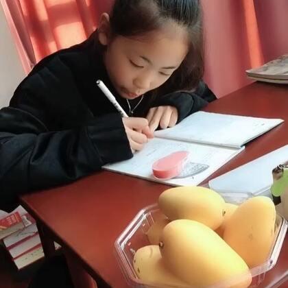 @💃应苏梦💃 昨天的写作业日常!#作业#校园#