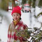 sunsun带粉丝去旅行。sun的北欧极光之旅🎄这里是仙境一般的北欧童话世界,令人向往的圣诞老人故乡🎅sunsun带你追寻北欧最美景象❤️#旅行#