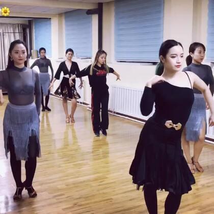 滴答滴答,爱舞团训练日常
