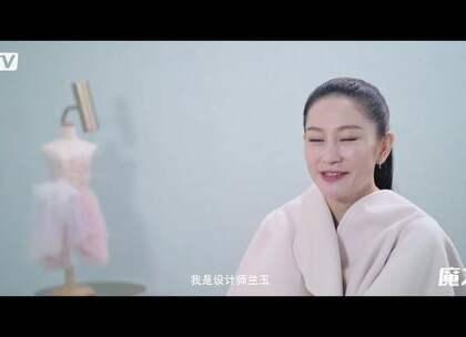 她是李小璐、钟丽缇的婚纱设计师,穿上她的婚纱,你就嫁给了爱情#魔力记录##设计师##婚纱#