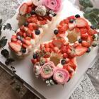 #美食##蛋糕##甜品#我回来啦,每天坚持更新作品,祝生日的宝宝们年年都是18岁❤️