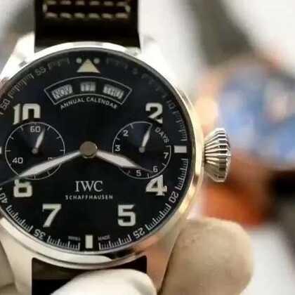 IWC万国大型飞行员年历腕表(YL出品全功能精品)