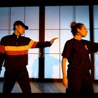 SINOSTAGE舞邦 x QUICKSTYLE|编舞 By David Vu / Gina Michael 🎵音乐 - love galore (SZA Feat. travis scott) #舞蹈##大师课workshop# @davidvooo_