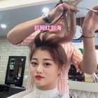 新的4月,新的发色,新的发型,新的喵静!尝试了下最近很火的网红刘海~Keep fresh. Keep fun.💕#精选##网红刘海#@美拍小助手