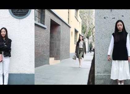 #抹茶视频##穿搭##女神# @寻小Mei 最近喜欢的几套穿衣搭配,适合大部分妹子,穿着都是比较简约风的,在一些包包配饰上可以做点功课,整体就很搭啦~
