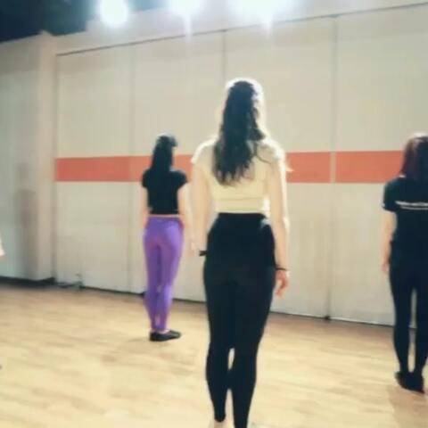 【Grace飞迅艺术中心美拍】grace老师飞迅形体训练