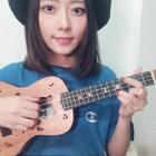15秒学会尤克里里《小情歌》前奏~很简单!大家想学什么歌呢?#i like 美拍#