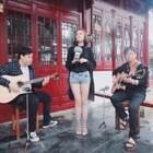 雨中弹唱,闷,吉他:郝浩涵&阿涛