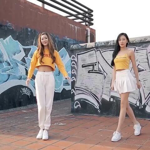 【LG冷萌少女美拍】一起和我们蹦迪吧!!#精选##舞...