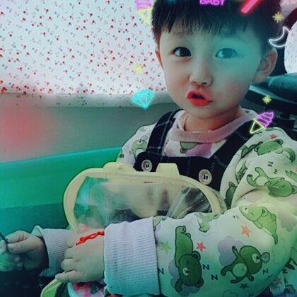 #宝宝##i like 自拍##i like 美拍##栖仔宝宝##小幸福#@宝宝频道官方账号 @美拍小助手