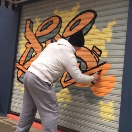 #涂鸦##graffiti#滴滴一下,马上涂鸦